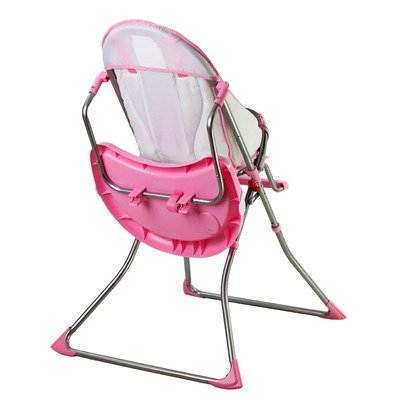 Baby Buffet High Chair Color: Pink