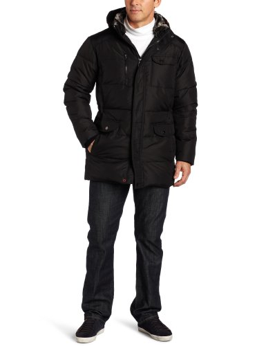 Hawke & Co Men's Magnum Puffer Down Parka