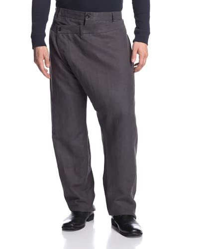 Alexandre Plokhov Men's Double Front Trouser