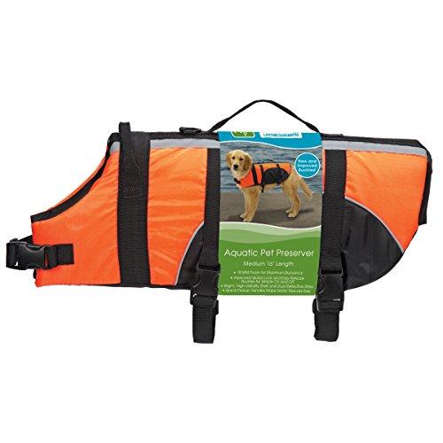 Artikelbild: GG Aquatic Pet Preserver Med orange