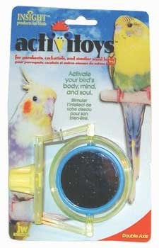Cheap Top Quality Insight Bird Toy Double Axis (TDPS8442)