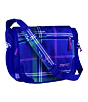 JanSport Printed Elefunk Messenger Bag