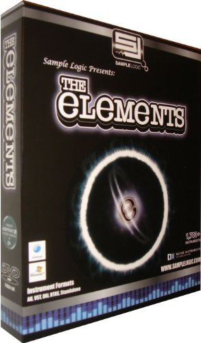 Sample Logic The Elements EXP Virtual Instrument Library Software