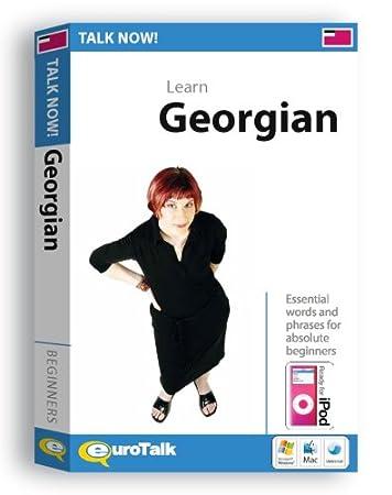 Talk Now! Learn Georgian