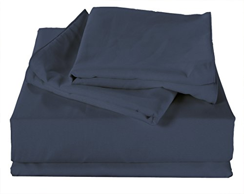 Sleeping Cloud - 1500 Count Full Size Sheets - Platform Bed Full - Luxury Comforter Sets Full Size Sheets Set fitted Sheet Full Hotel Bedding Sets Full Size Bed Frame Full Sheets (Nave Blue, Full) (Full Sheet Set Hotel compare prices)