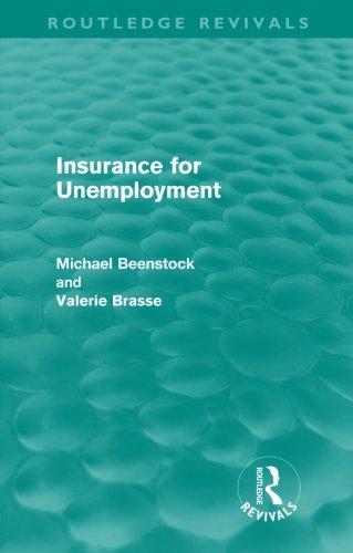 Insurance for Unemployment (Routledge Revivals)