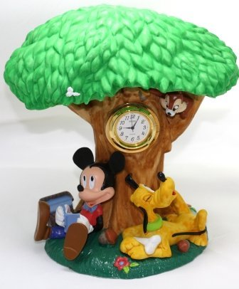 Seiko Desk Clock Mickey & Company Limited Edition Made in Japan