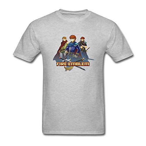 SUNRAIN Men's Fire Emblem Rekka No Ken T Shirt L (Usps Emblem compare prices)