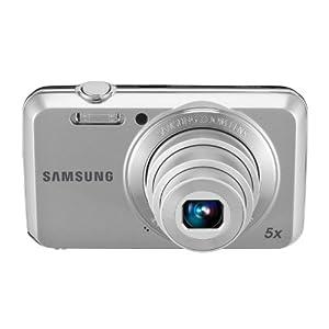 Samsung EC-ES80 Digital Camera with 12 MP and 5x Optical Zoom (Silver)