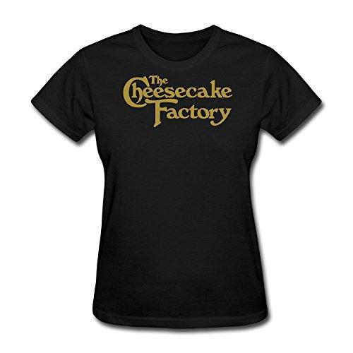 tongda-womens-cheesecake-factory-logo-t-shirt-s-black