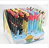 Angry Birds Ball Point Sling Shot Pens - Set of 4
