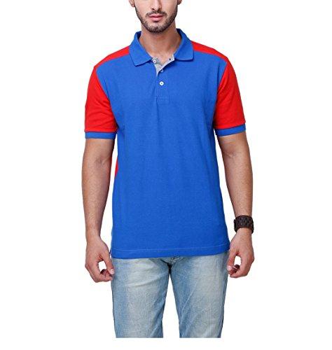 Yepme Men's Multi-Coloured Cotton Polo Tees - YPMPOLO0250_S