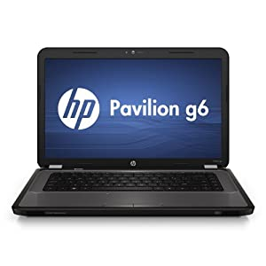 HP g6-1d60us (15.6-Inch Screen) Laptop Review