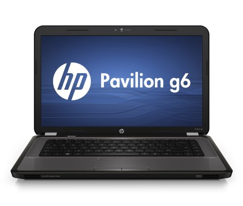 HP G6-1B60US Notebook PC (Charcoal Gray)
