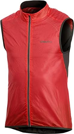 Craft men 39 s performance bike light vest for Craft mountain bike clothing