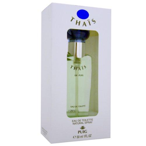 Antonio Puig Thais Blue, Eau de Toilette spray, 30 ml