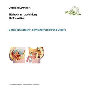 Hörbuch zur Ausbildung für Heilpraktiker: Geschlechtsorgane, Schwangerschaft und Geburt Hörbuch