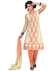 Elan Vital Women's Cotton Straight Salwar Suit - B0188YGF1M