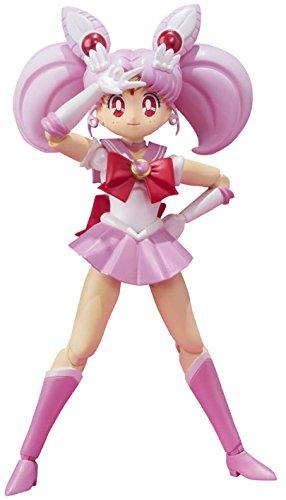 "Bandai Tamashii Nations S.H. Figuarts Sailor Chibi Moon ""Sailor Moon"" Action Figure"