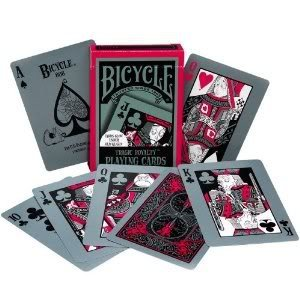 Toy / Game Bicycle Tragic Royalty Playing Cards with Poker size Regular index - memorable experiences for players - 1