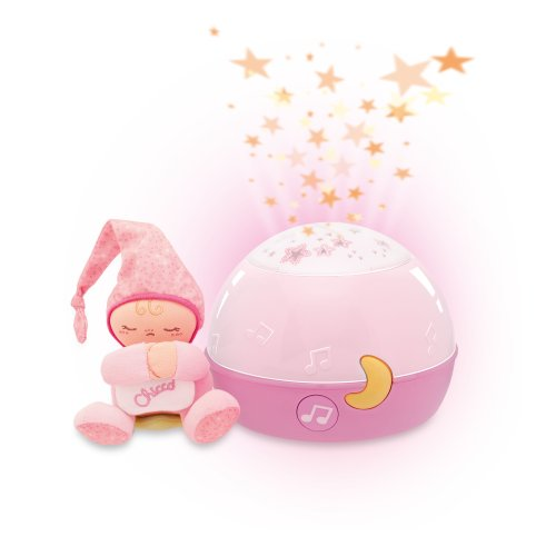 Chicco Goodnight Stars Projector, Pink