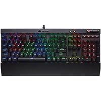 Corsair K70 LUX RGB Mechanical Gaming Keyboard (Cherry MX RGB Brown)