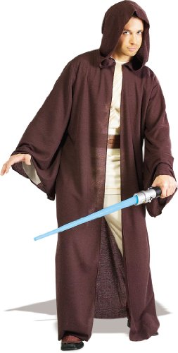 Jedi Robe Adult Star Wars Costume One Size