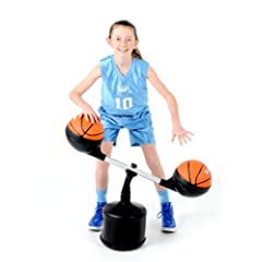 Buy 0g® Zero Bounce Patented In-home Silent Basketball Dribble Skills Trainer Training System.(Rapid Gross Motor... by Zero G Soccer of Maine