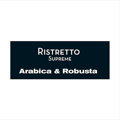 Find Nespresso BIODEGRADABLE compatible Capsules | Ristretto Supreme by Ethical Coffee from Ethical Coffee Company
