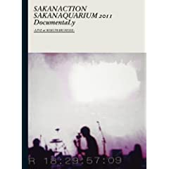 SAKANAQUARIUM 2011 DocumentaLy -LIVE at MAKUHARI  MESSE-�iBlu-ray�������Ձj