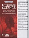 img - for Psychological Science: Research, Theory & Application in Psychological and Related Sciences Vol. 26 No. 2 Feb. 2015 (ISSN: 0956-7976) book / textbook / text book
