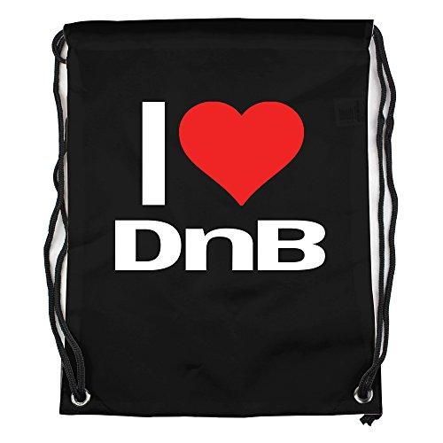 i-love-dnb-motiv-auf-gymbag-turnbeutel-sportbeutel-stylisches-modeaccessoire-tasche-unisex-rucksack-