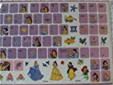 Disney Princess Computer Keyboard Stickers