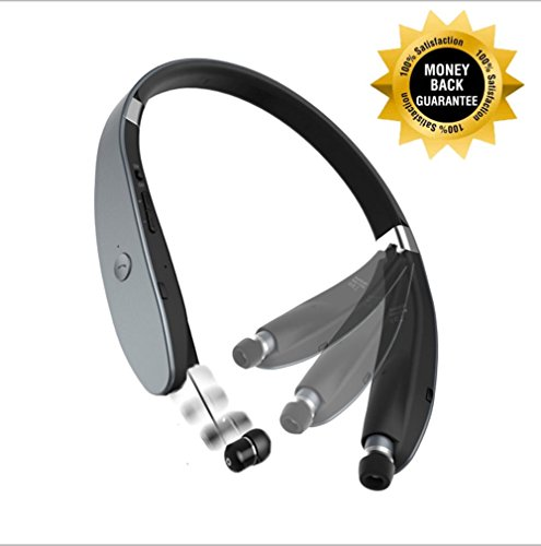 Best Technical Pro Adjustable Hheadband Professional Headphones- Black Electronic Accessories