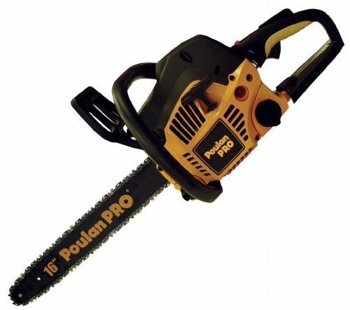 Buy Poulan Pro PP3516AVX 16-Inch 35cc 2-Cycle Gas-Powered Anti-Vibration Chain Saw