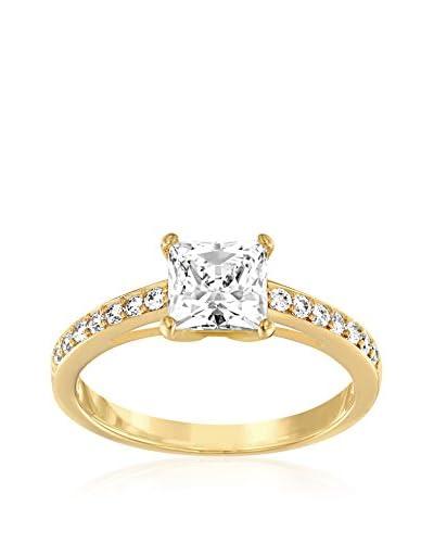 Swarovski Ring Attract weiß