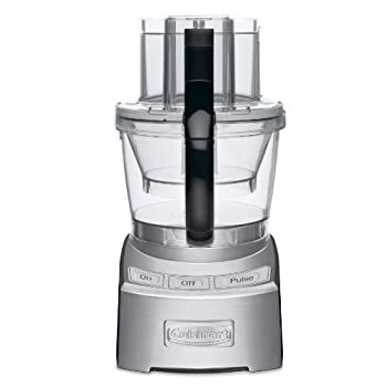Equipped with a 1000-watt peak-power motor, this convenient food processor quickly and easily slices, dices, chops, and purees, helping to reduce prep time in the kitchen. It supplies a 12-cup work bowl, plus a 4-cup work bowl that nests inside the b...