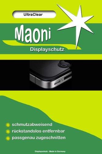 6x Maoni Ultra Clear Standard Display Schutzfolie passend für Panasonic Lumix DMC-FZ20