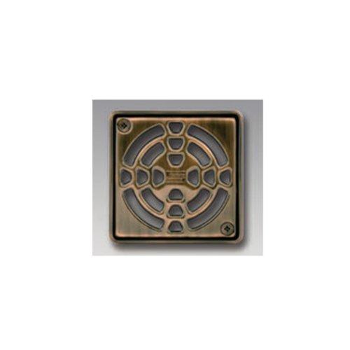 Schluter Kerdi Adaptor Drain Oil Rubbed Bronze Abs Version