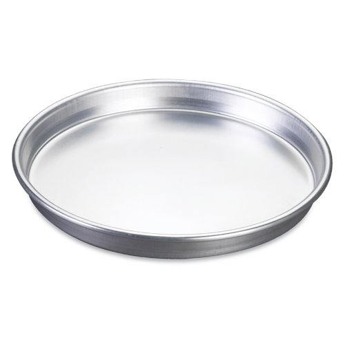 Nordic Ware Natural Aluminum Commercial Deep Dish Pizza Pan (Deep Dish Pizza Baking Stone compare prices)