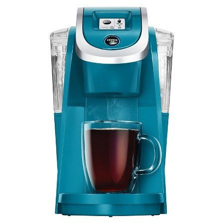 Keurig® 2.0 K200 Coffee Maker Brewing System(Peacock Blue)