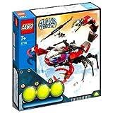 LEGO Alpha Team: Scorpion Orb Launcher