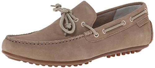 Cole Haan Men's Grant LTE Slip-On Loafer, Taupe Suede/Gum, 9.5 M US (Cole Haan Grant Lte compare prices)