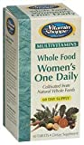 the Vitamin Shoppe - Whole Food Womens One Daily Multivitamins, 60 tablets