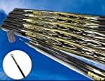 6m Solid Tip Section - Telescopic Fla...