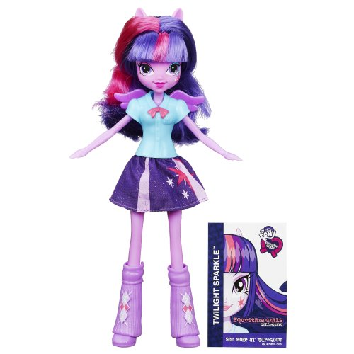 My Little Pony Equestria Girls Collection Twilight Sparkle Doll - 1
