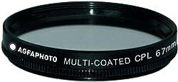 Agfa 67mm Digital Multi-Coated Circular Polarizing (CPL) Filter