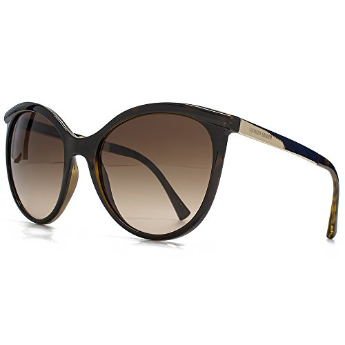 ARMANI 8070 502613 (58 mm), Occhiali da Sole Donna, Marrone (Havanna), Taglia Unica (Taglia Produttore: One Size)