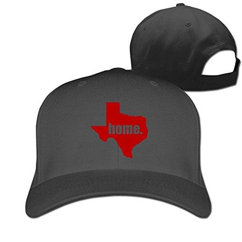 unisex-casa-texas-ajustable-gorra-gorras-de-beisbol-ash-talla-unica