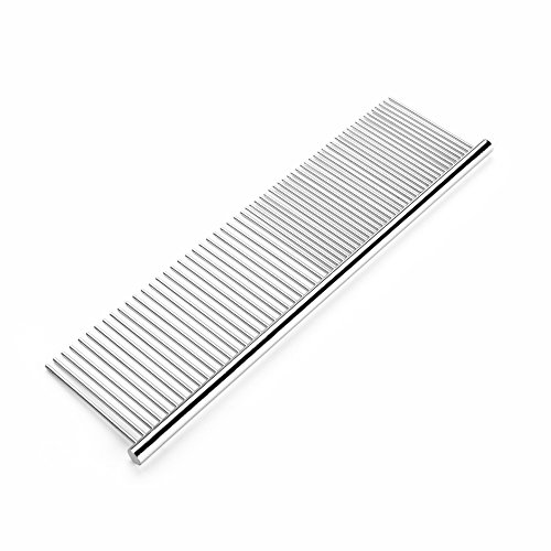 flexzion-pet-grooming-comb-stainless-steel-cats-dogs-puppy-medium-animals-hair-fur-trimmer-desheddin